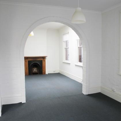 Lounge before property styling sydney