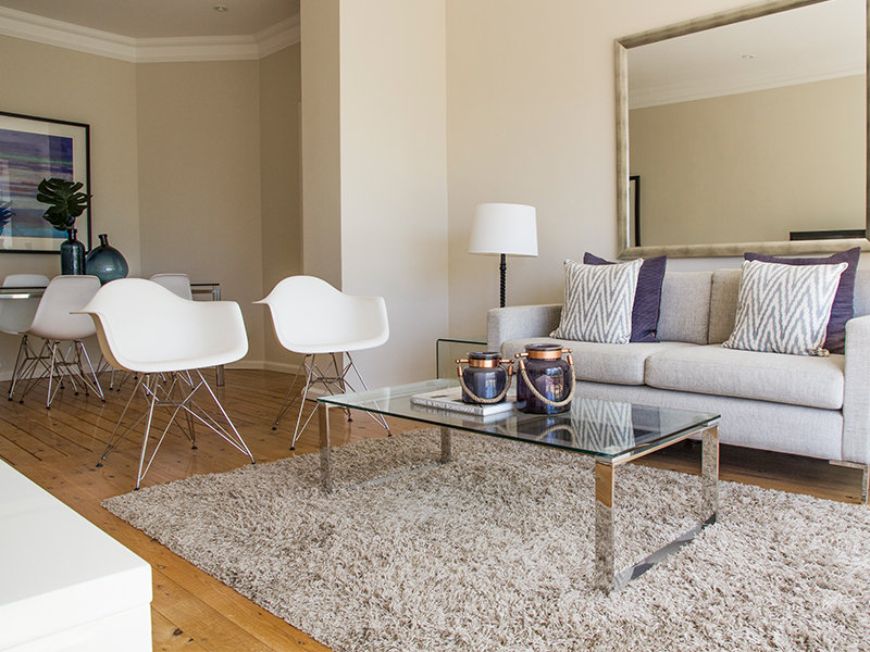 Advantage Property Styling offering Sydney home staging to suit all budgets