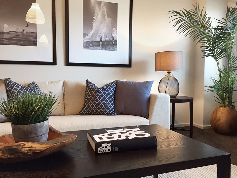 The leading experts in property styling and home staging for Sydney developers