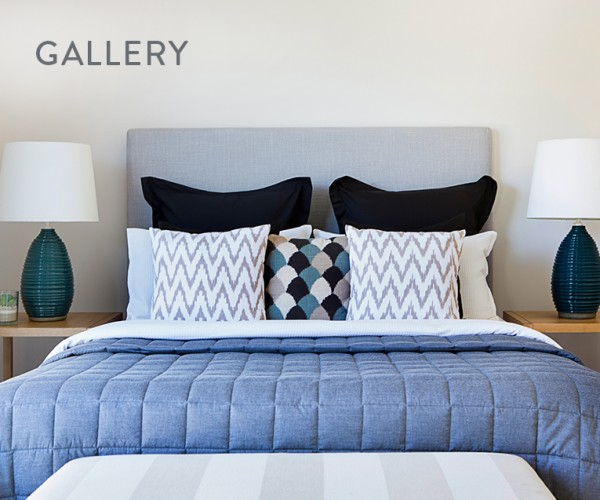 Property Styling Bedroom