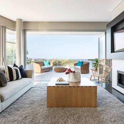 High End Lounge room styling