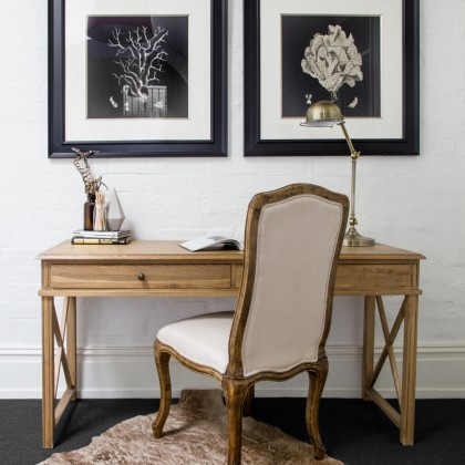 Study Desk styled by Advantage Property Styling