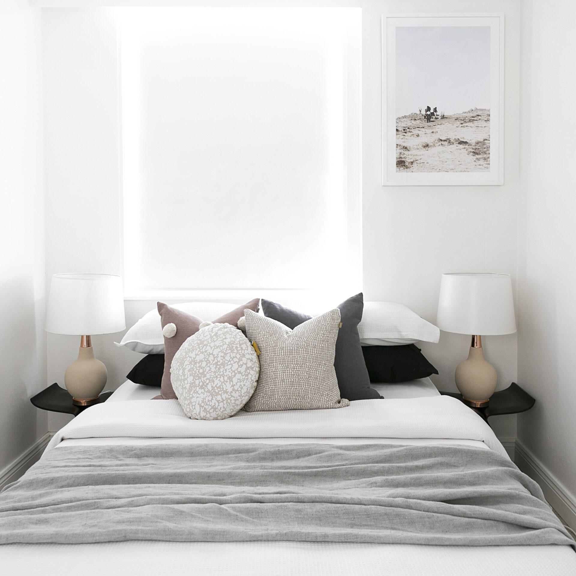 Bedroom Styling Ideas - Advantage Property Styling