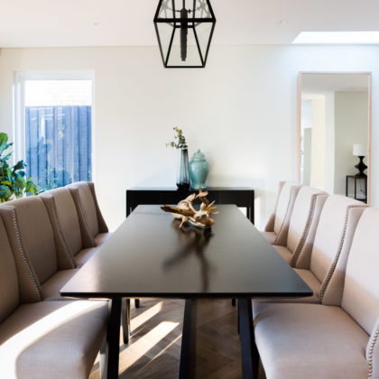 Dining Room Styling Ideas - Advantage Property Styling