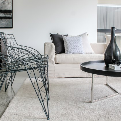 Wire Frame Chairs