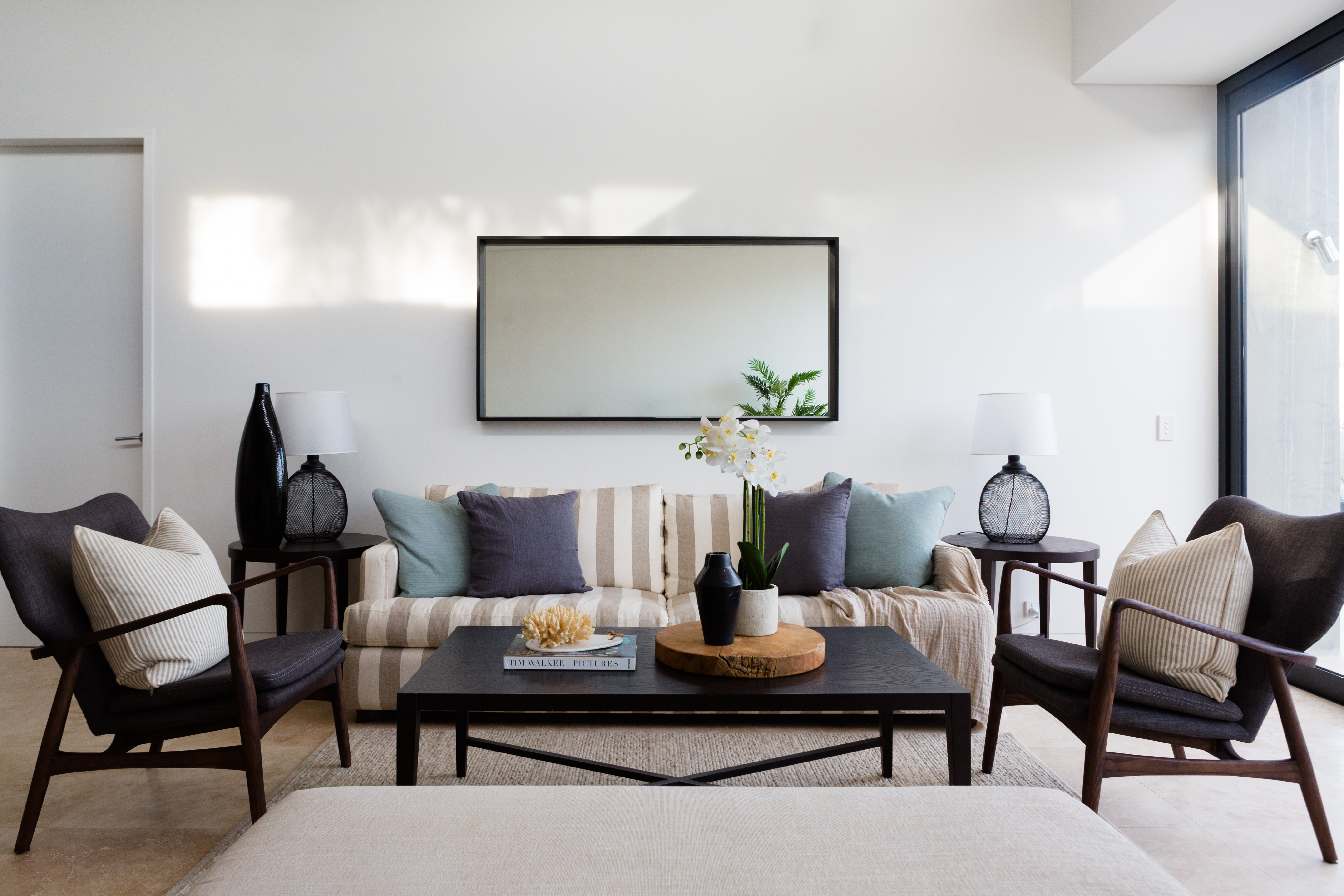 Living Room (Lounge) Styling Ideas - Advantage Property Styling