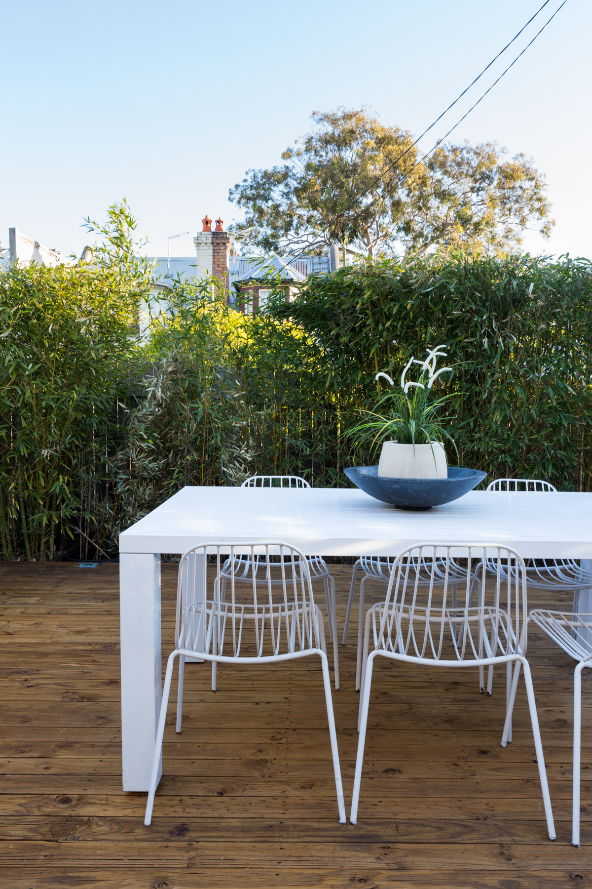 Outdoor area styling the outdoor areas of an australian