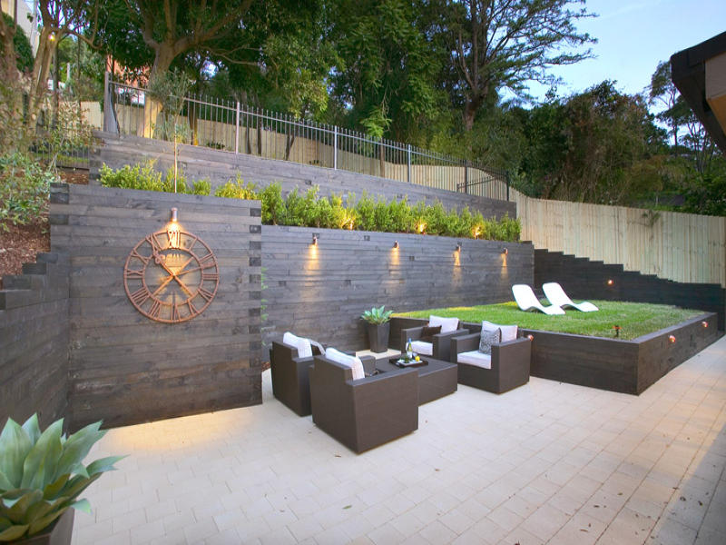 Small Outdoor Setting Part - 21: The Outdoor Areas Of An Australian Home Are Just As Important As The Inside  When It Comes To Home Staging And Exhibiting A Propertyu0027s Best Features.