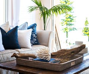 Advantage Property Styling Lounge room styling