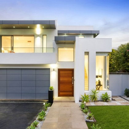 Modern Architectural Home