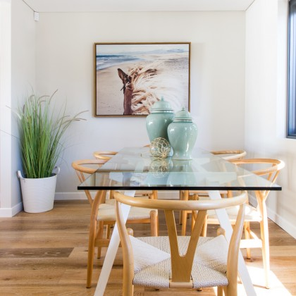 Scandinavian Design Property Styling
