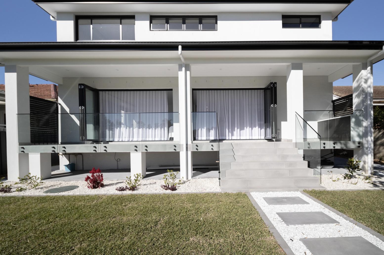 Back of house design